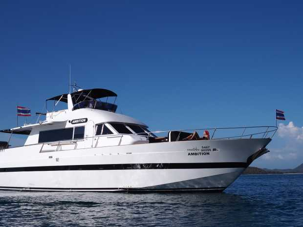 Tarquin 64 Featured Boat Listing