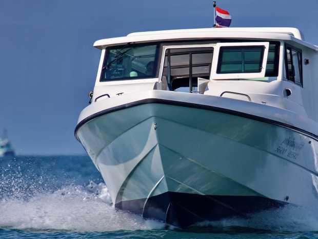 Pattaya Yacht Charters - Speedboats - AA S Seat 40