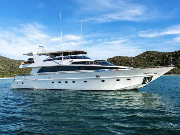 Baglietto 85 Featured Boat Listing