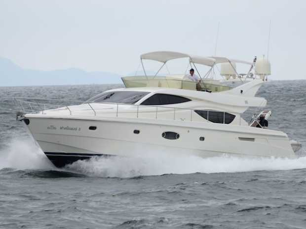 Ferretti 55 Featured Boat Listing