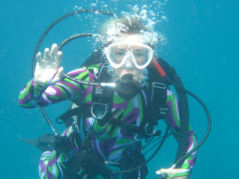 scubadiving Pattaya